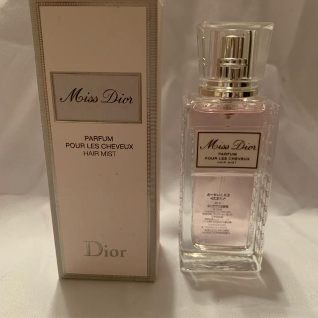 Dior(ディオール)のDior ミスディオール ヘアミスト 30ml コスメ/美容のヘアケア(ヘアウォーター/ヘアミスト)の商品写真