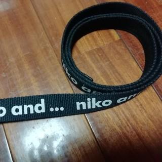 ニコアンド(niko and...)のニコアンド ベルト(ベルト)