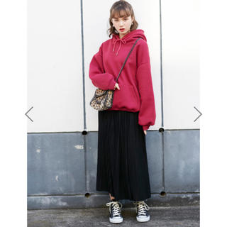 GRL - 【新品未使用タグ付き】GRL ロング丈プリーツスカート