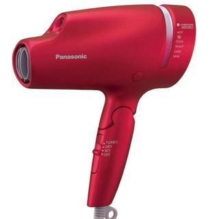 パナソニック(Panasonic)のPanasonic EH-NA0B-RP ヘアードライヤーナノケア 新品未開封品(ドライヤー)