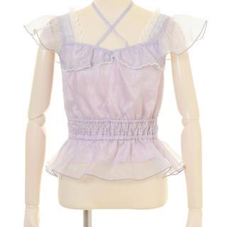 リズリサ(LIZ LISA)の新品リズリサブラウス(シャツ/ブラウス(半袖/袖なし))