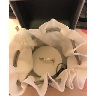 スタージュエリー(STAR JEWELRY)の美品 スタージュエリー ダイヤリング(リング(指輪))