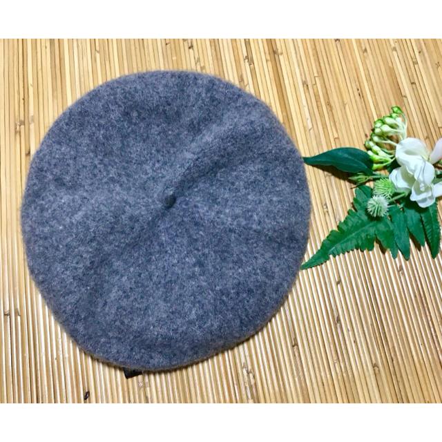 earth music & ecology(アースミュージックアンドエコロジー)のearth music&ecology 可愛い ほっこり ベレー帽 帽子 レディースの帽子(ハンチング/ベレー帽)の商品写真