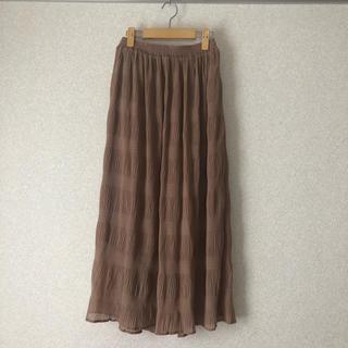 ミスティウーマン(mysty woman)のロングスカート(ロングスカート)