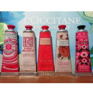 L'OCCITANE - 未使用ロクシタン ローズ祭り