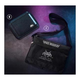 ビームス(BEAMS)のsmart 7月号 付録  BIGロゴサコッシュ&コンパクトレザー財布(折り財布)