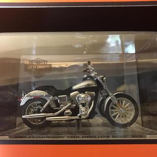 Harley Davidson - デアゴスティーニ1/24 ハーレーダビッドソンFXDLダイナローライダー2003