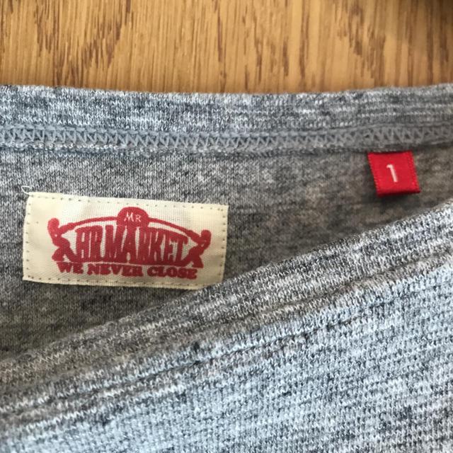 HOLLYWOOD RANCH MARKET(ハリウッドランチマーケット)のハリウッドランチマーケット 七分袖カットソー レディースのトップス(Tシャツ(長袖/七分))の商品写真