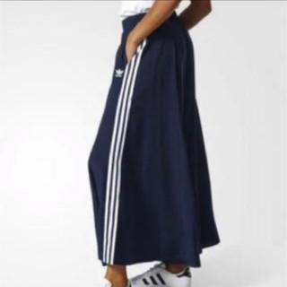 アディダス(adidas)のアディダス ロングスカート(ロングスカート)