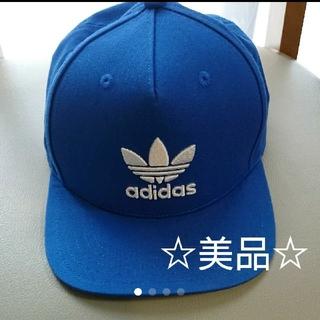 adidas - ☆美品☆ adidas originals キャップ