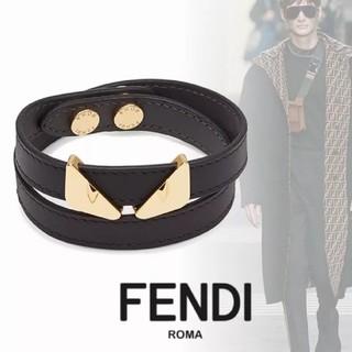フェンディ(FENDI)のFENDI ダブル ラップ ブレスレット(ブレスレット/バングル)