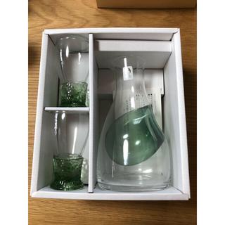 トウヨウササキガラス(東洋佐々木ガラス)の新品⭐︎送料無料⭐︎佐々木クリスタル 冷酒グラス ペア(グラス/カップ)