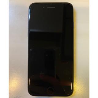 iPhone - iPhone7 128GB simフリー ジェットブラック