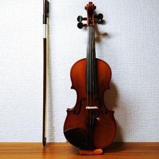 【良音】スズキ 1/16 No.220 バイオリン 1975(ヴァイオリン)