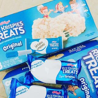 rice krispies treats original 12個