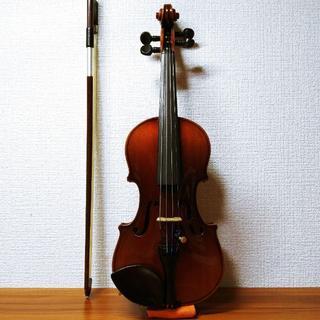 【黒装良乾燥】スズキ 1/16 No.220 バイオリン 1975(ヴァイオリン)