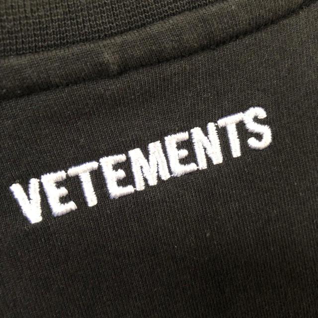 Balenciaga(バレンシアガ)のvetements スヌープドッグ ヴェトモン Tシャツ 正規品 メンズのトップス(Tシャツ/カットソー(半袖/袖なし))の商品写真