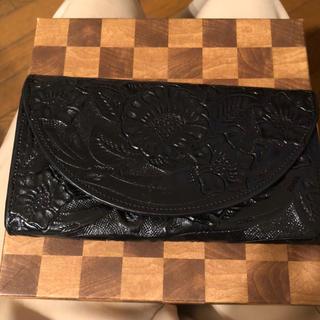 グレースコンチネンタル(GRACE CONTINENTAL)の美品 グレースコンチネンタル 長財布(財布)