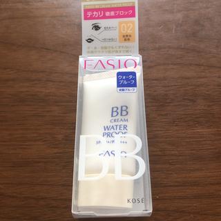 ファシオ(Fasio)のファシオ BBクリーム ウォータープルーフ 02(BBクリーム)