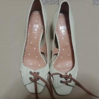 アナスイ(ANNA SUI)のアナスイ ANNA SUI WORLD 靴 パンプス(ハイヒール/パンプス)