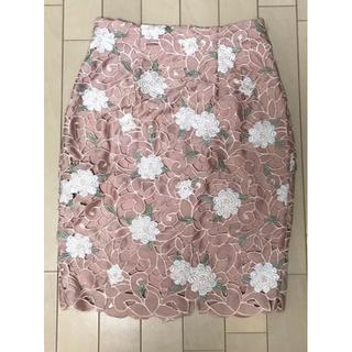 リリーブラウン(Lily Brown)のLily Brown スカート(ひざ丈スカート)