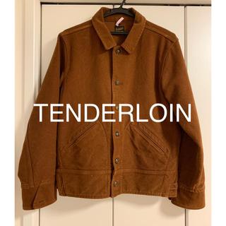 テンダーロイン(TENDERLOIN)のテンダーロイン モールスキン ジャケット(ブルゾン)
