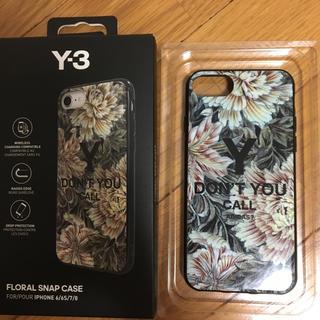 ワイスリー(Y-3)のy3スマホケース(iPhoneケース)