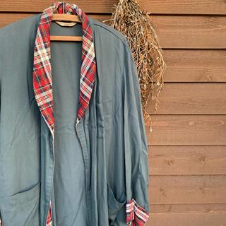 ウエアハウス(WAREHOUSE)のレア 希少 50s PENNY'S TOWN CRAFT コート(トレンチコート)