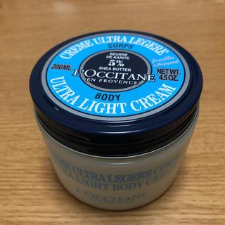 L'OCCITANE - ロクシタン スノーシアボディクリーム