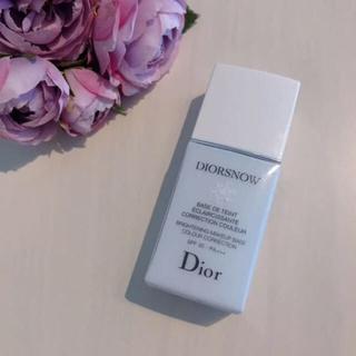クリスチャンディオール(Christian Dior)の【最終価格】Dior snow メイクアップベース(化粧下地)