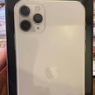 iPhone - iphone 11 pro max 256GB シルバー simフリー