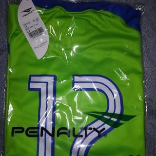 ペナルティ(PENALTY)の湘南ベルマーレ BLMプレイヤーズシャツ Lサイズ(応援グッズ)