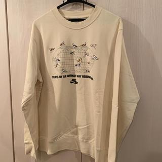 NIKE - Lサイズ ナイキ スウェット 希少デザイン