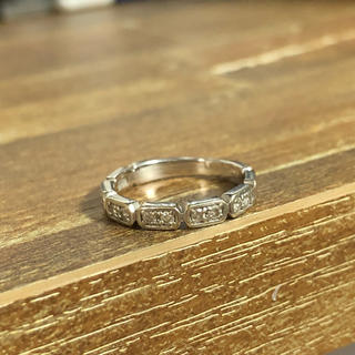 ダイヤ 10kリング(リング(指輪))