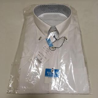 オリヒカ(ORIHICA)の半袖ワイシャツ(チェック柄)(シャツ)