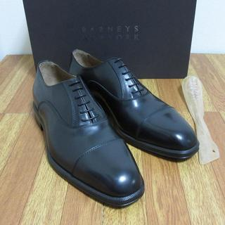 バーニーズニューヨーク(BARNEYS NEW YORK)の新品 バーニーズニューヨーク ビジネスシューズ キャップトゥ 革靴 8M 26(ドレス/ビジネス)