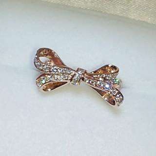 オレフィーチェ レガトゥーラ リング ダイヤ ダイヤモンド k18