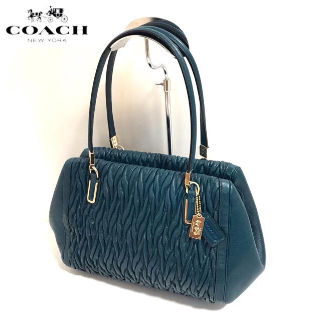 COACH(コーチ)の【正規品】COACH✨ハンドバッグ/コーチ/25259 レディースのバッグ(ハンドバッグ)の商品写真