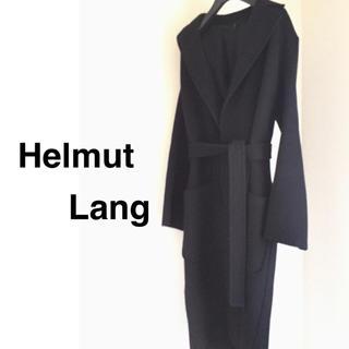 ヘルムートラング(HELMUT LANG)のHelmut Lang コート(ロングコート)