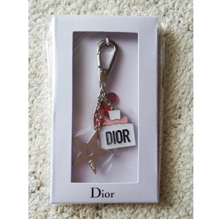 ディオール(Dior)のDior ノベルティキーホルダー(キーホルダー)
