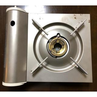ムジルシリョウヒン(MUJI (無印良品))の無印良品 ガスコンロ RK-1【おまけ付き】(ガスレンジ)