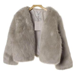 アメリヴィンテージ(Ameri VINTAGE)のAmeri Vintage ファーコート(毛皮/ファーコート)