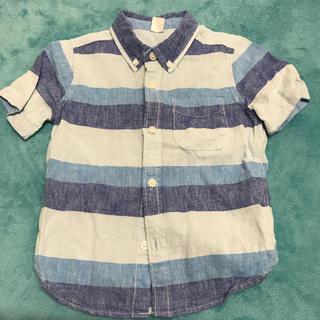 GAP リネンシャツ