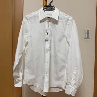 エストネーション(ESTNATION)のESTONATION エストネーション 白シャツ ドレスシャツ サイズs(シャツ)