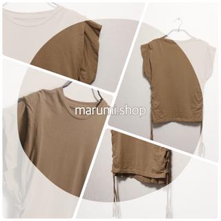 フィフス(fifth)の【riche glamour】トップス(Tシャツ(半袖/袖なし))