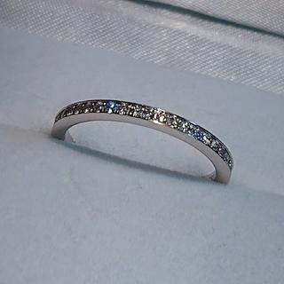 ブシュロン(BOUCHERON)のブシュロン フルエタニティリング ダイヤ ダイヤモンド k18 エタニティ(リング(指輪))