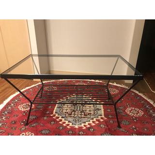 ウニコ(unico)のunico リビングテーブル(ローテーブル)