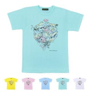 アラシ(嵐)のチャリティーTシャツ(ミント)Mサイズ(Tシャツ(半袖/袖なし))
