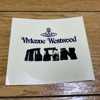 Vivienne Westwood - vivian westwood man sticker