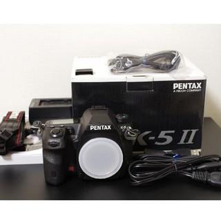 ペンタックス(PENTAX)のPentax  K-5 II(デジタル一眼)